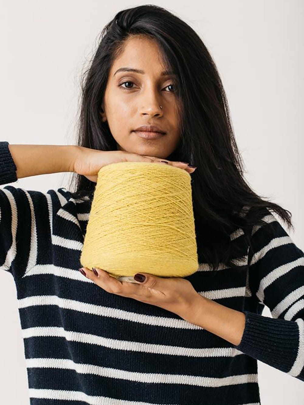 Sweater made with recycled materials-Costeau