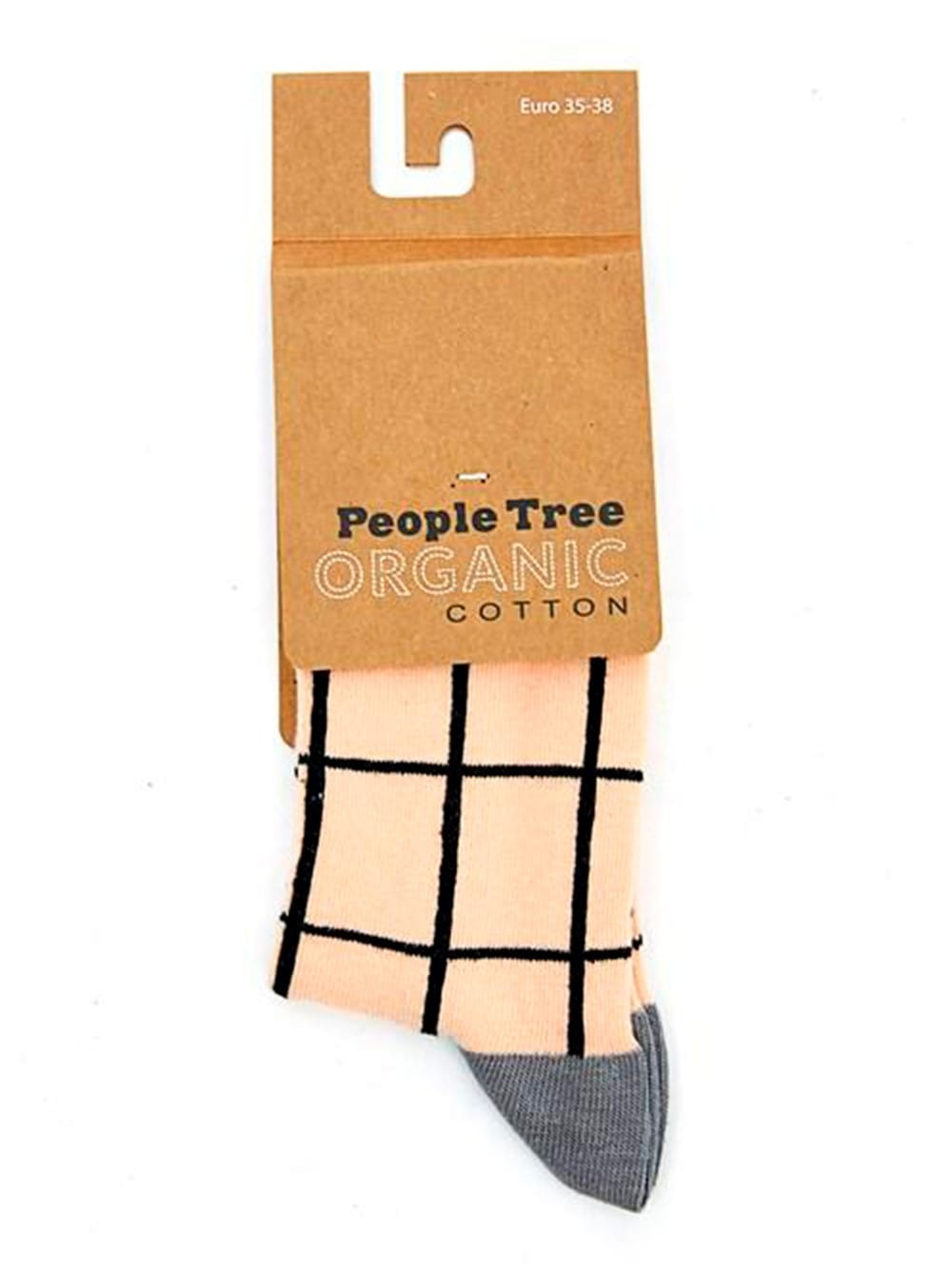 Organic cotton pink socks