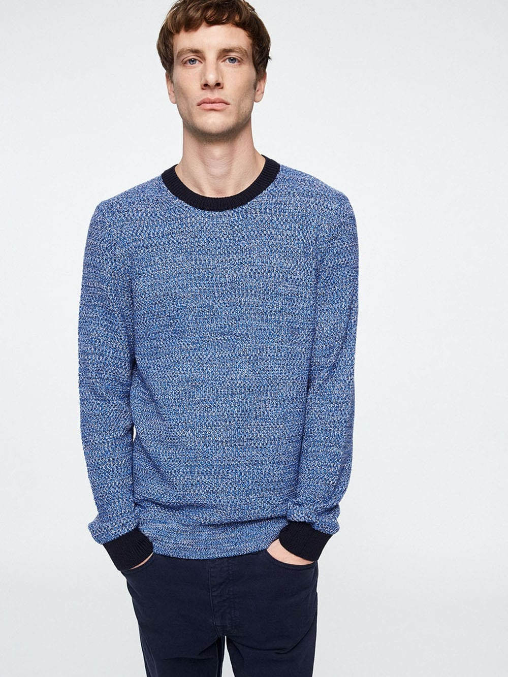 Organic Cotton Knit Jersey-Mikaael