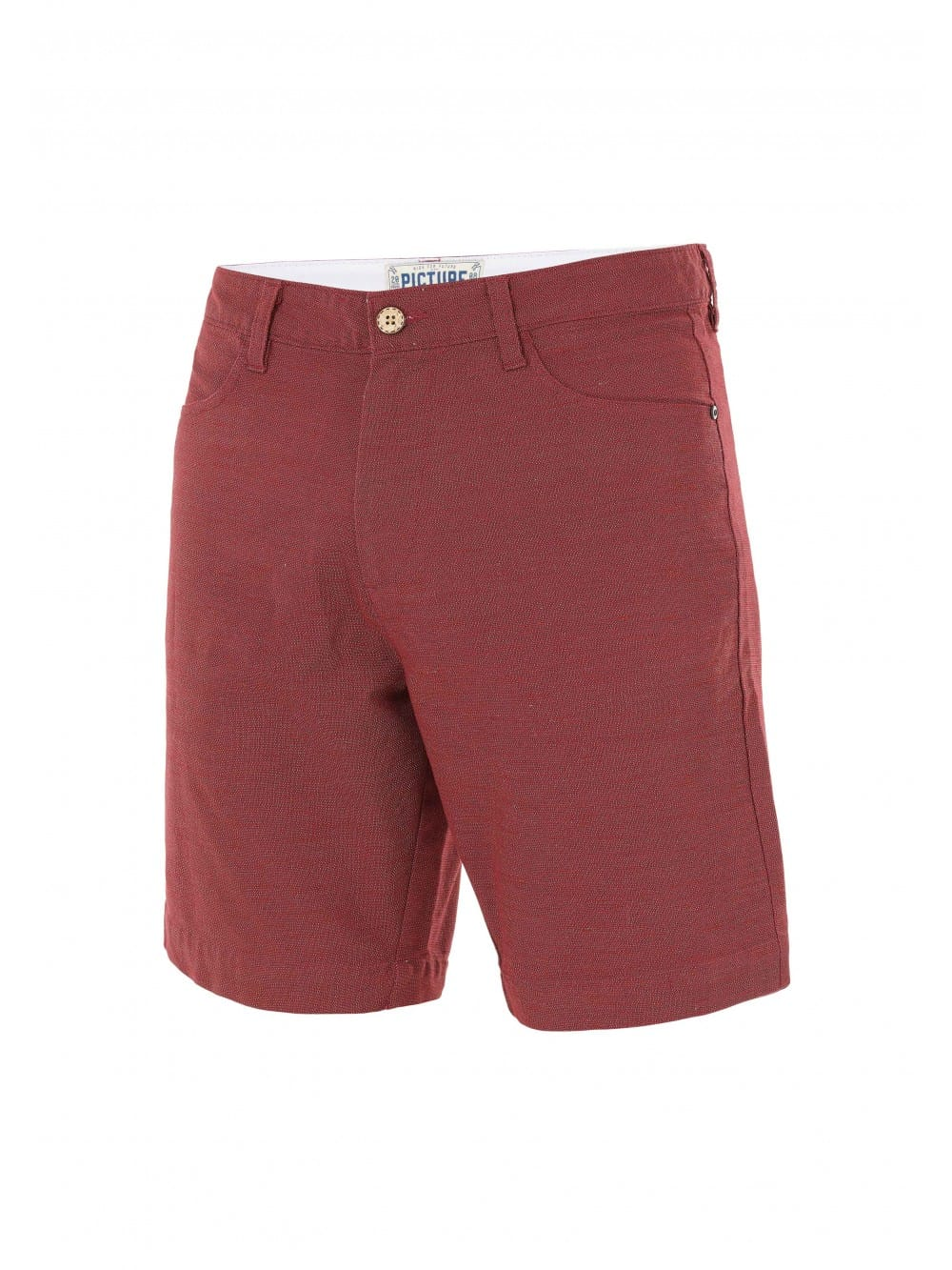 Recycled cotton shorts-Aldo