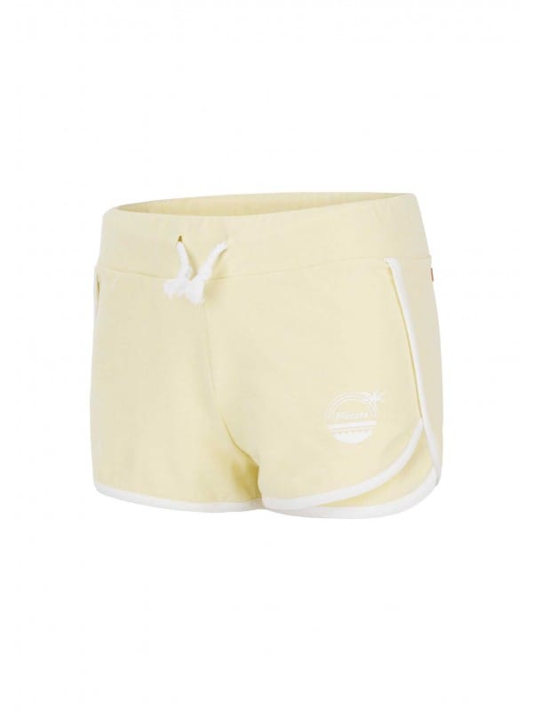 Vintage style organic cotton shorts-Carel