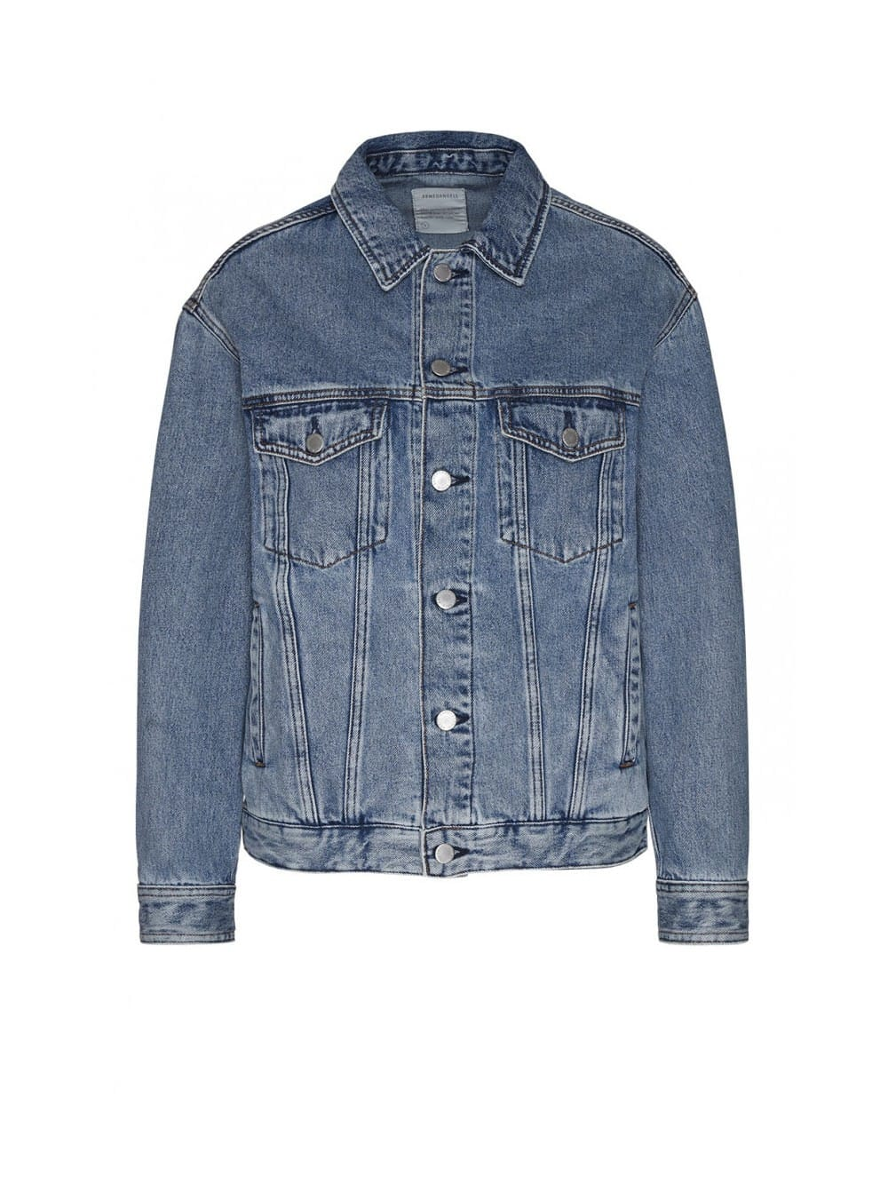 Denim Jacket made of organic cotton-Bedaa