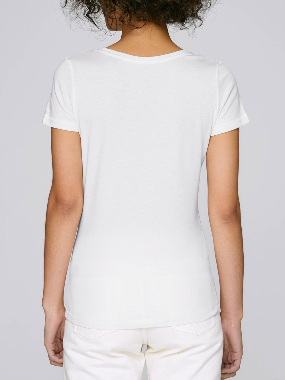 T-shirt made of Organic Cotton-Loves