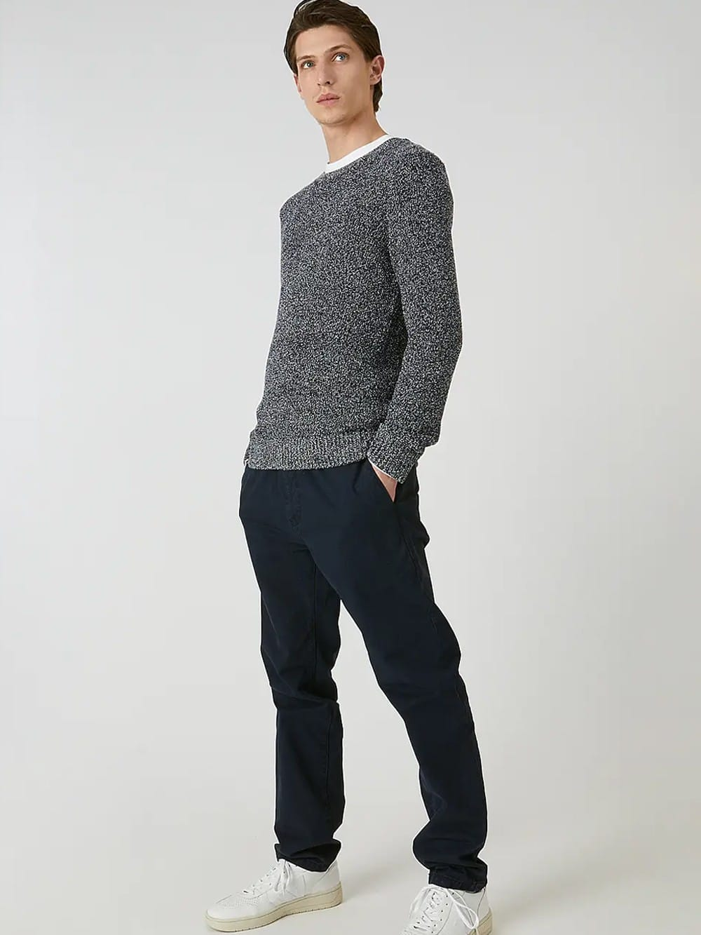 Sweater made of Organic Cotton - MICHAAL