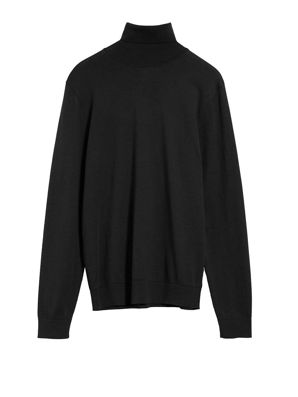 Organic cotton turtleneck-Glaan