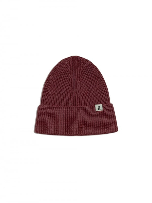Organic wool and cotton hat-Maax
