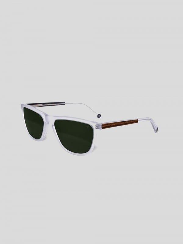 Sustainable Sun glasses Acetate and Wood-Shaper
