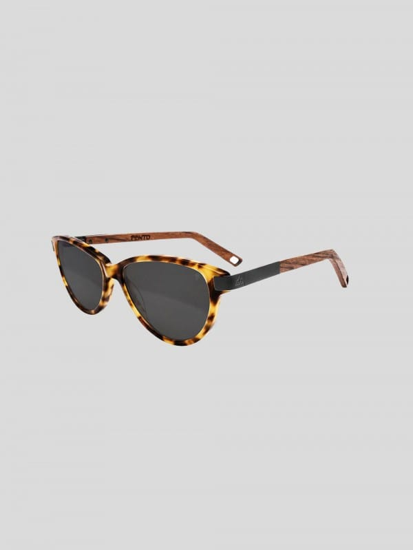 Sustainable sun glasses acetate and wood-Lega