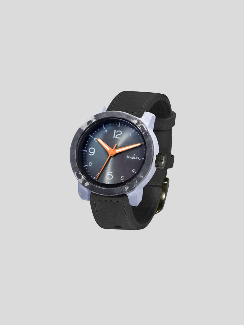 Handmade watch made of cement-Marco