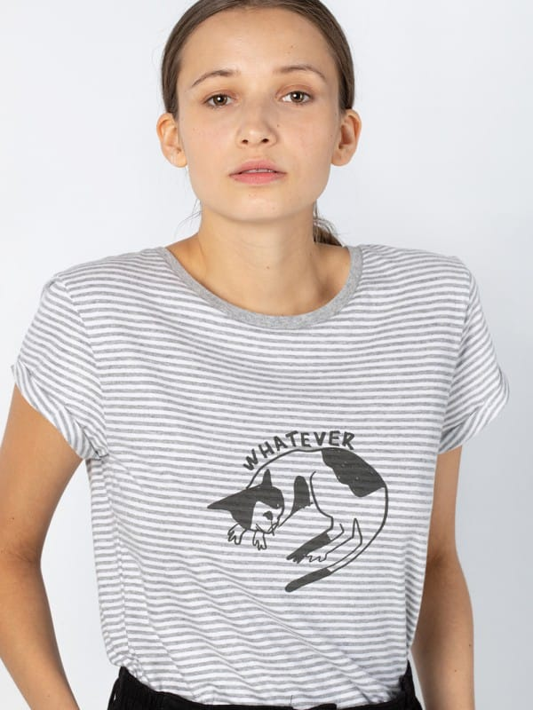 Organic cotton t-shirt-Organic H
