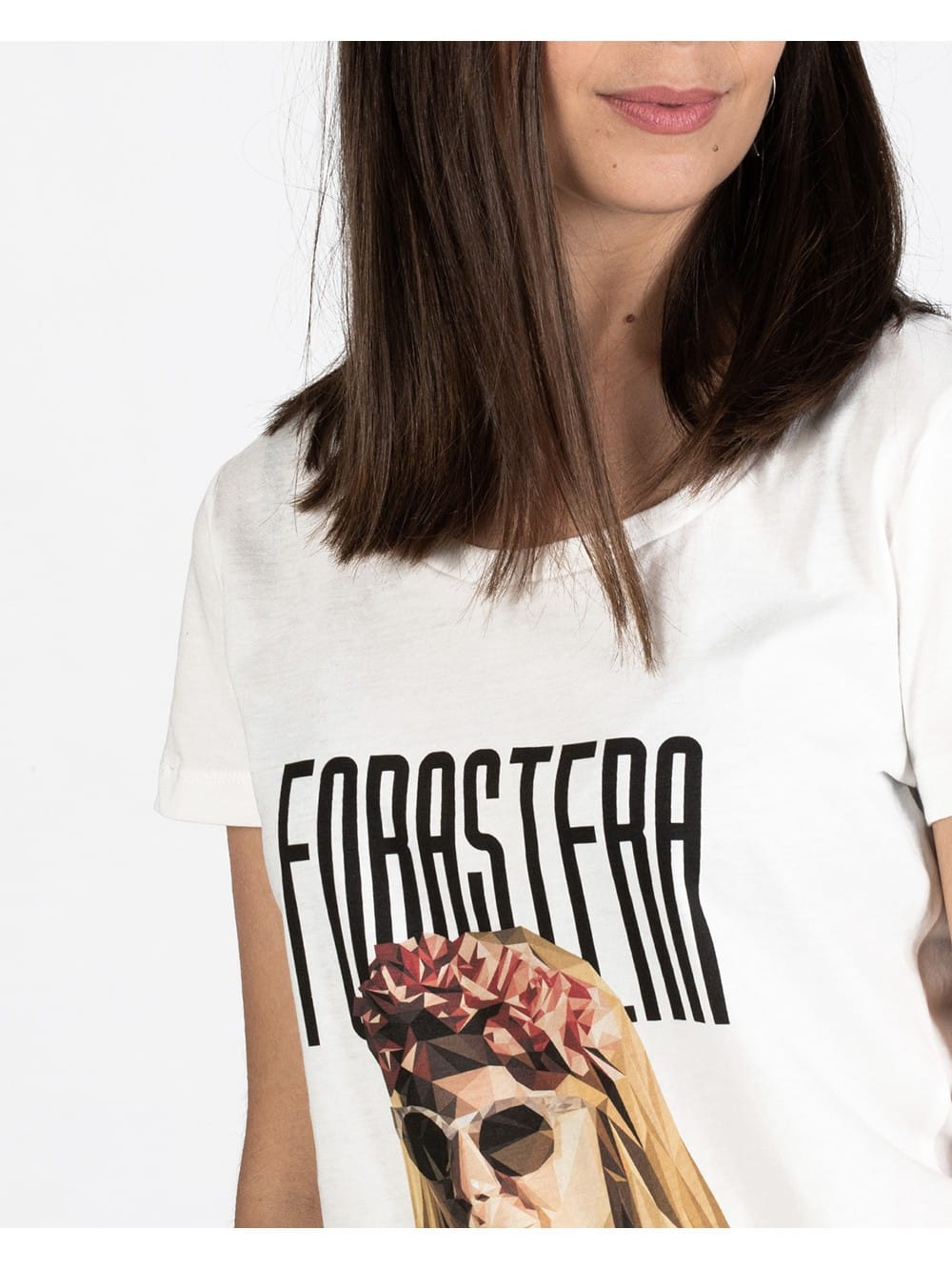 Organic cotton t-shirt-Forastera