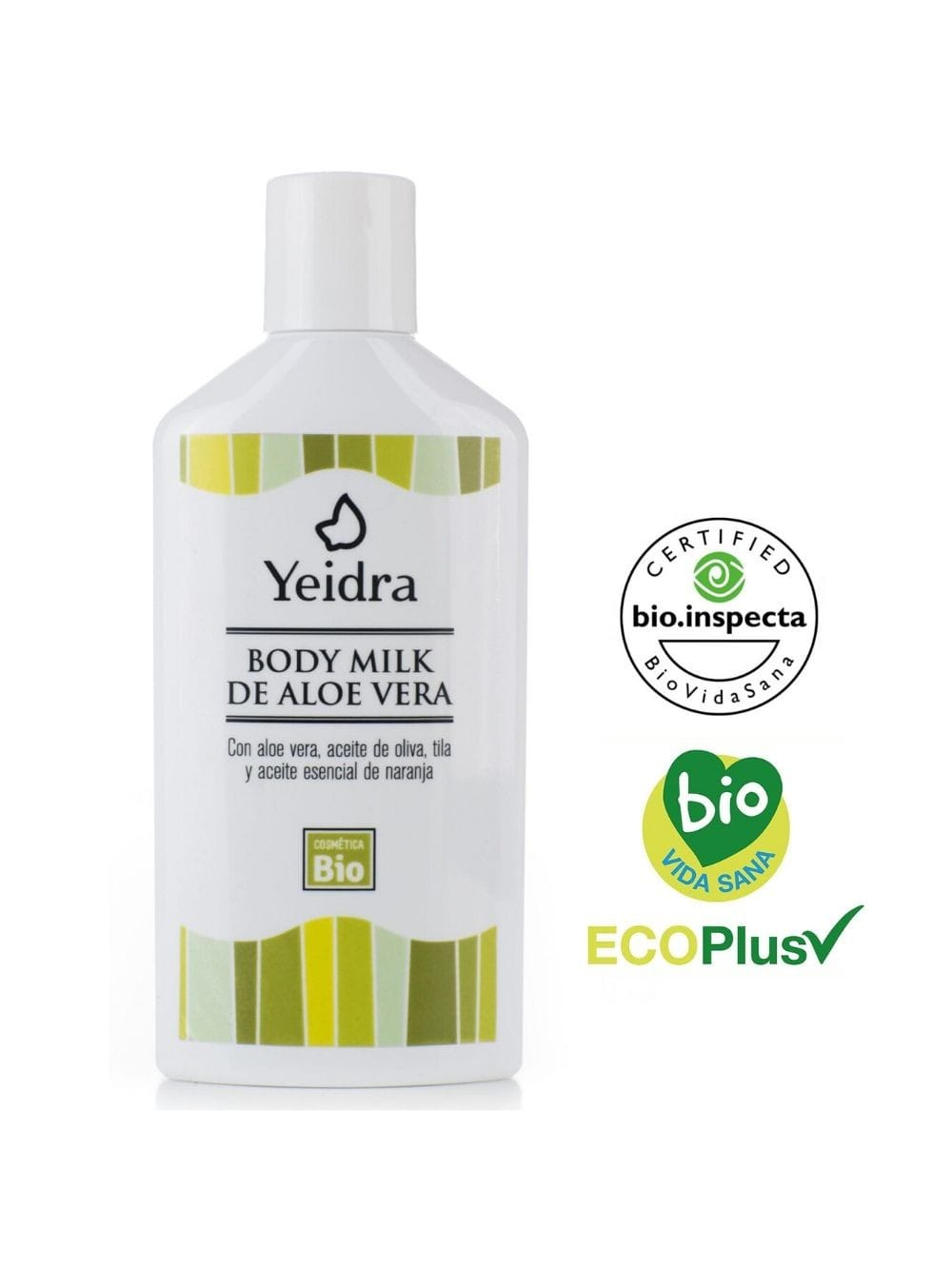 Body Milk de Aloe Vera BIO 200ml
