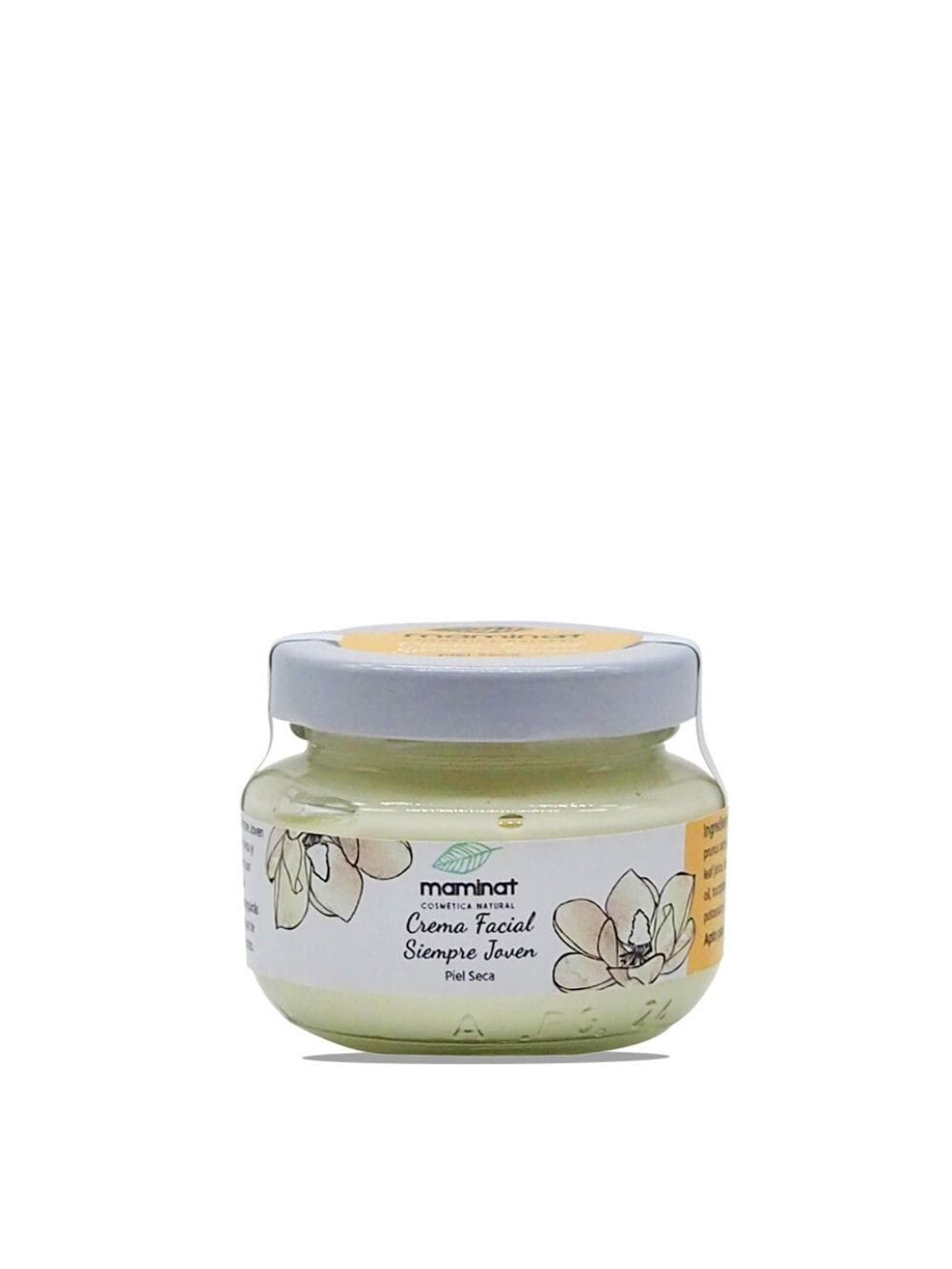 Anti-wrinkle dry forever young facial cream