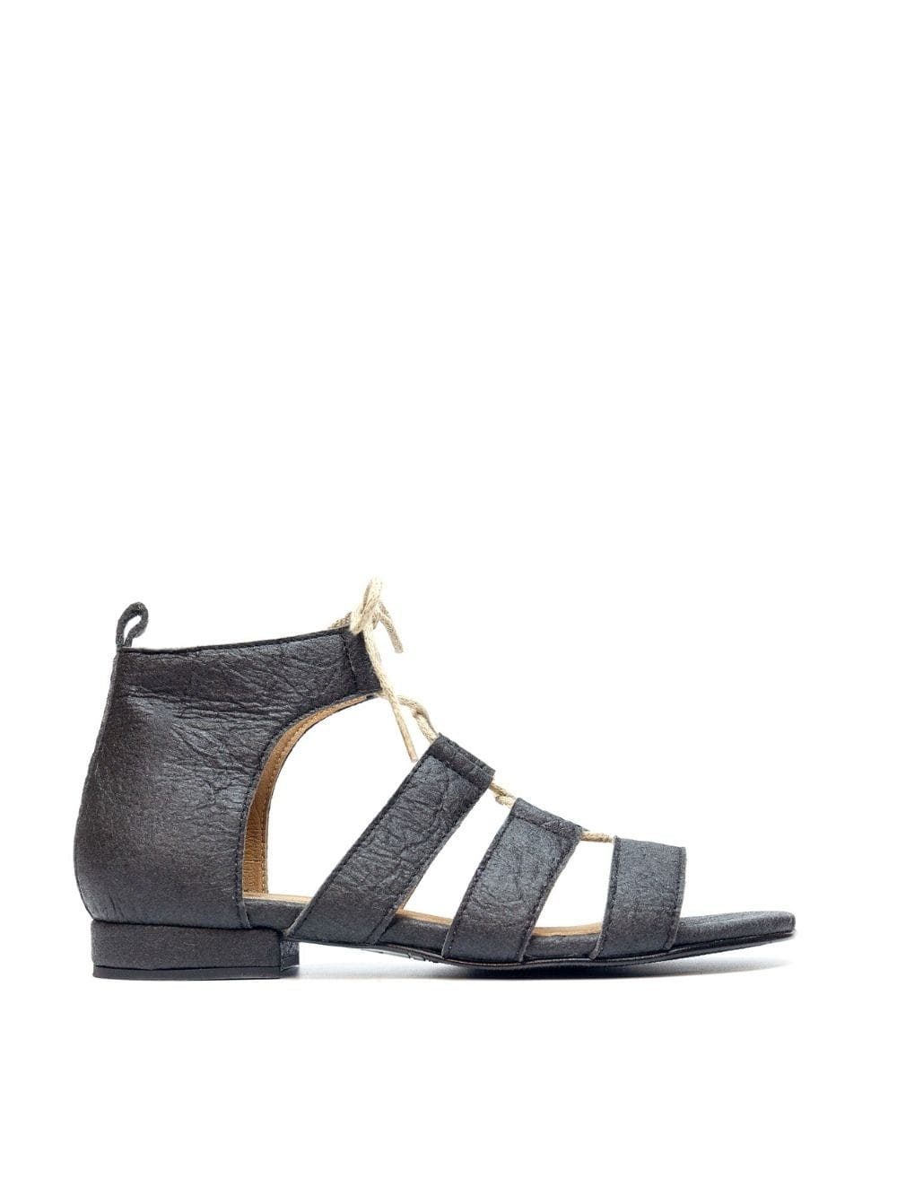 HERA - SANDAL WITH LACES