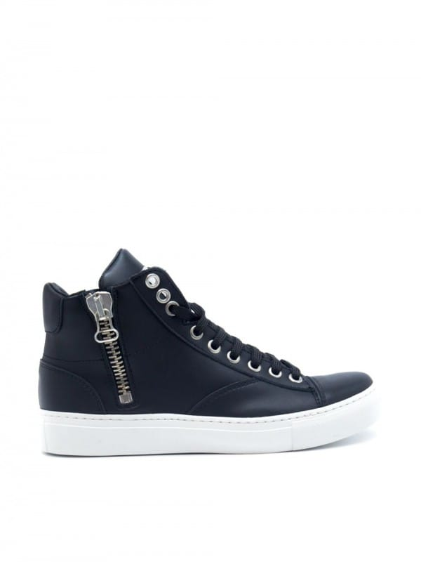 Vegan eco-leather sneaker-Milan
