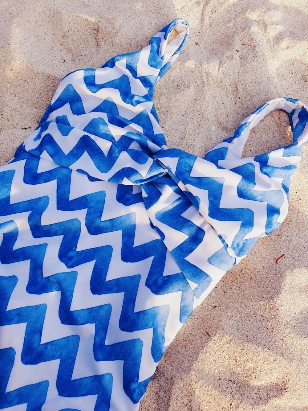 Sustainable swimsuit from recycled materials-Azkorri