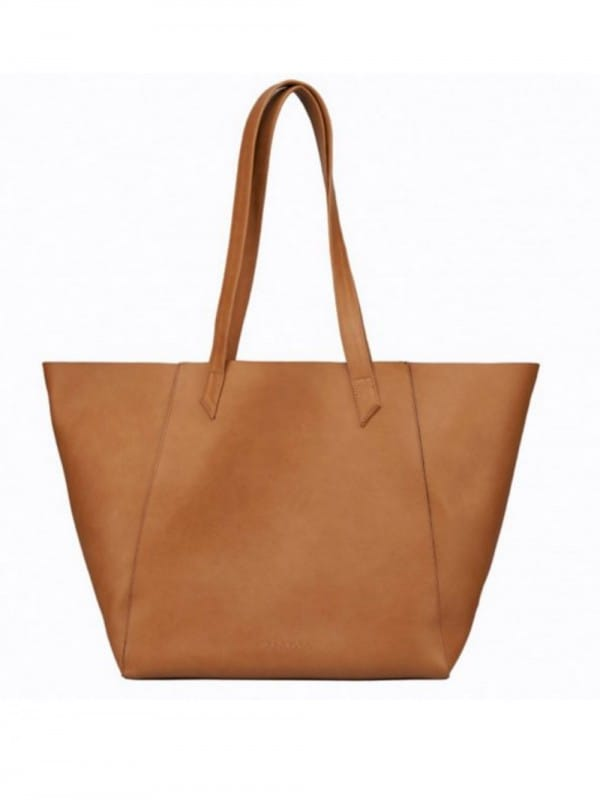 Multifunctional eco vegan leather bag-Tote