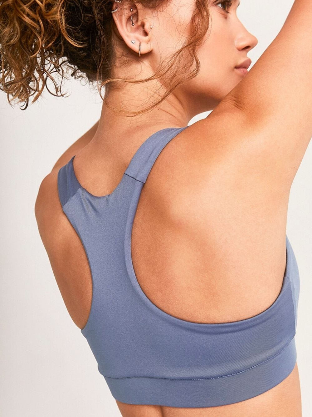 Recycled Polyester Sustainable Sports Top-Serena