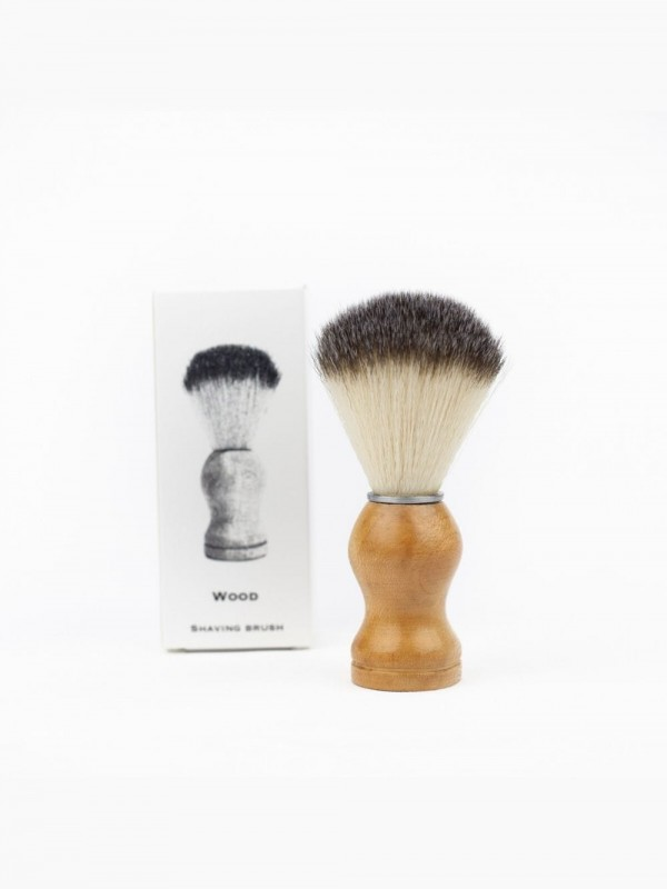 Sustainable Zero Waste Shaving Brush