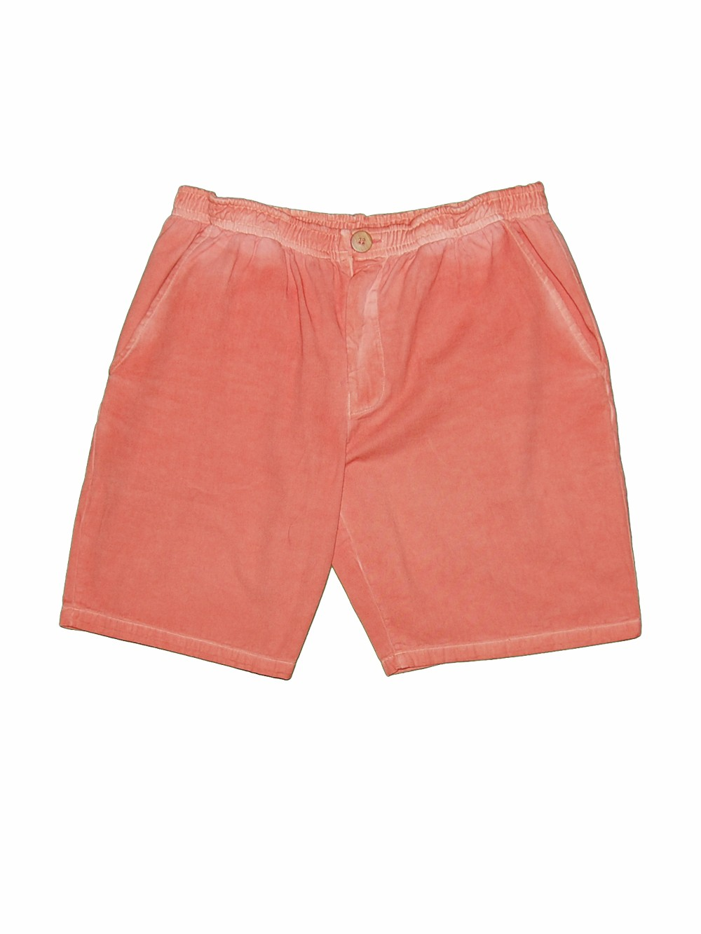 Organic pants made with recycled dye