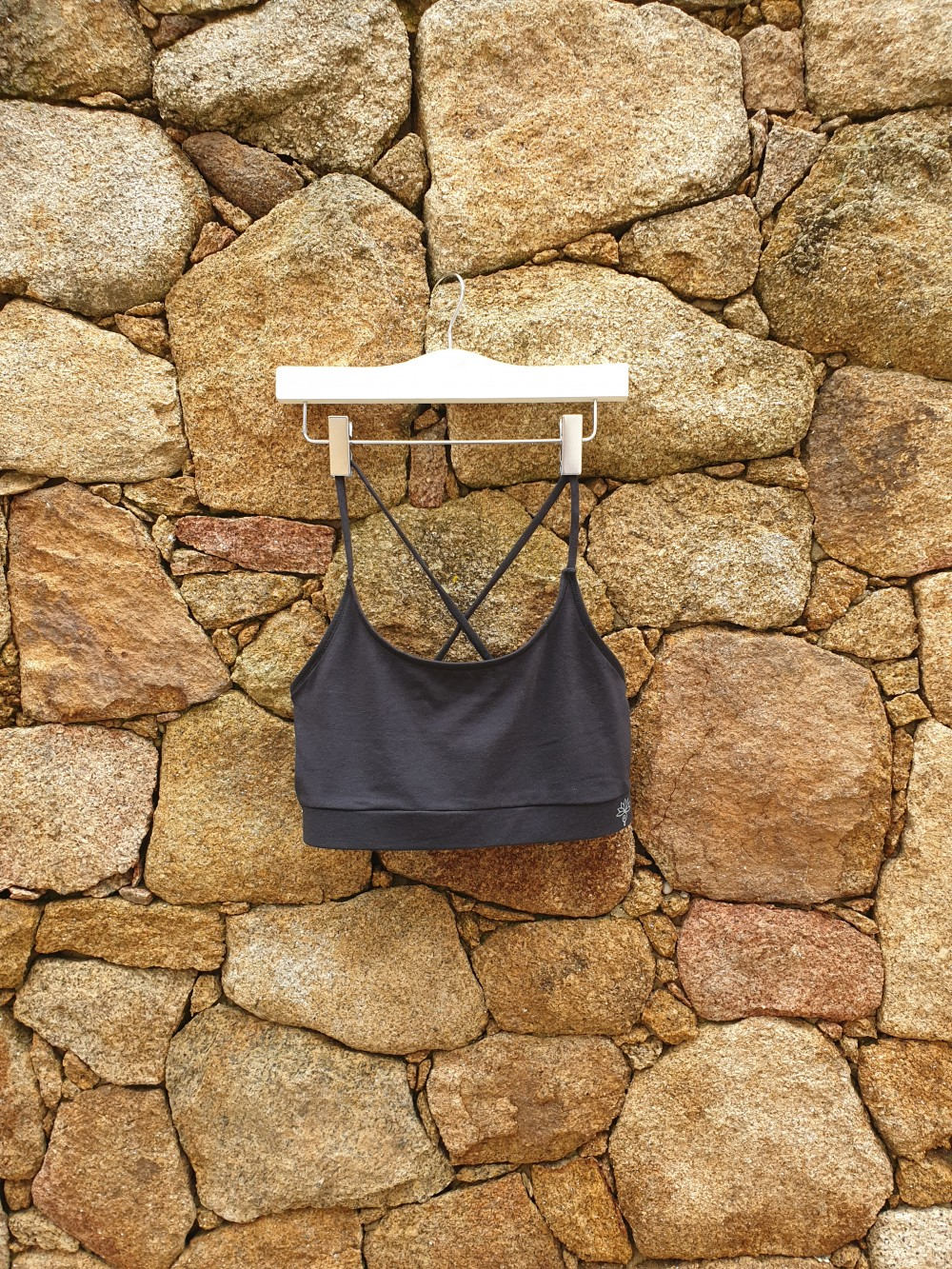 Top yoga de materiales biodegradables-Balasana