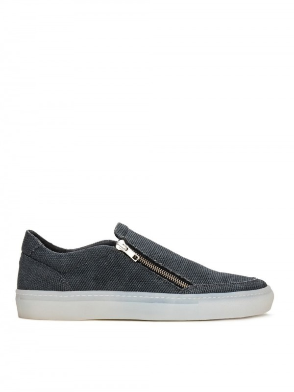 Organic Cotton Slip On Sneakers-Efe