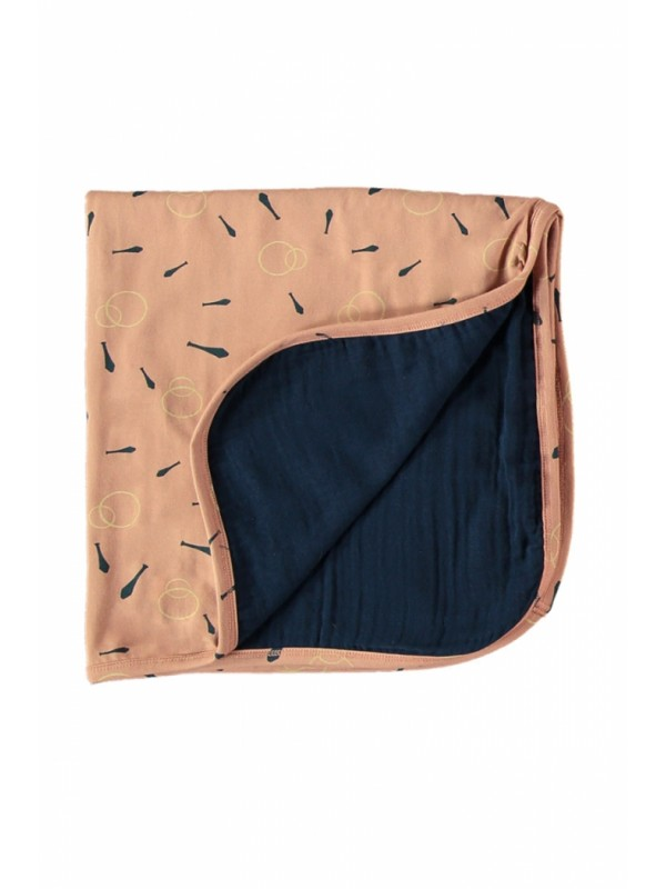 Organic Cotton Blanket-Stargazing