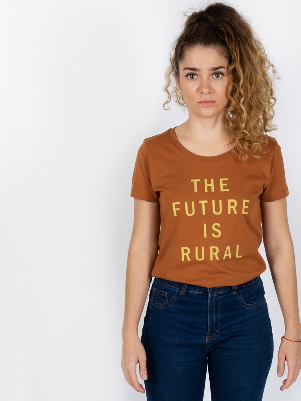 Futuro Rural organic cotton t-shirt