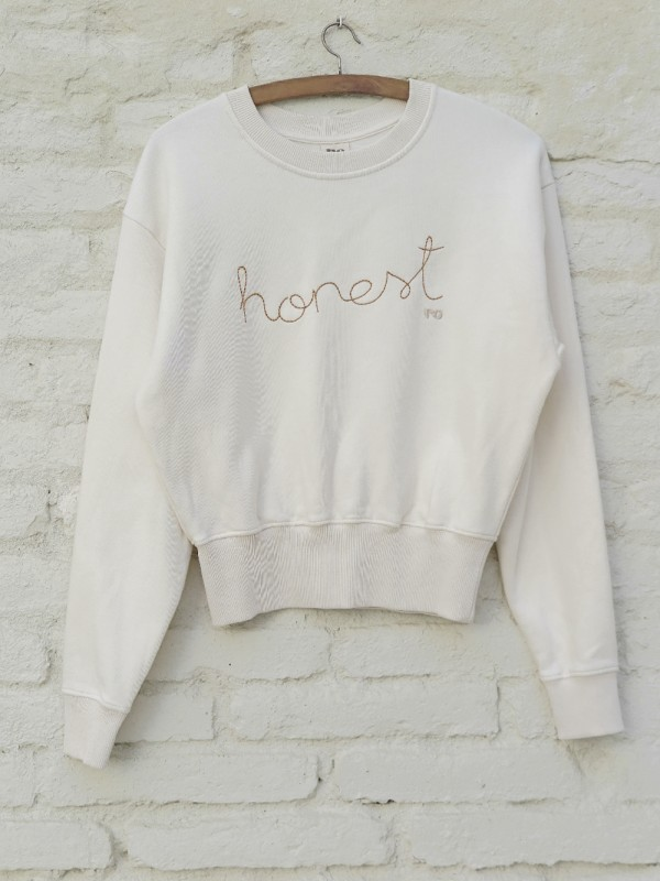 Honest Organic Cotton Sweatshirt