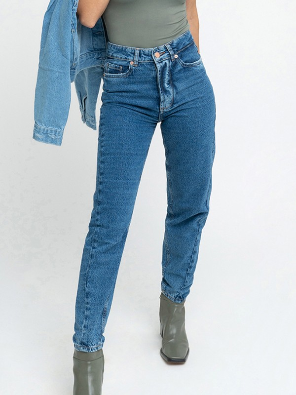 Recycled cotton jeans-Original Jeans