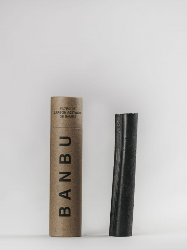 Bamboo activated carbon filter