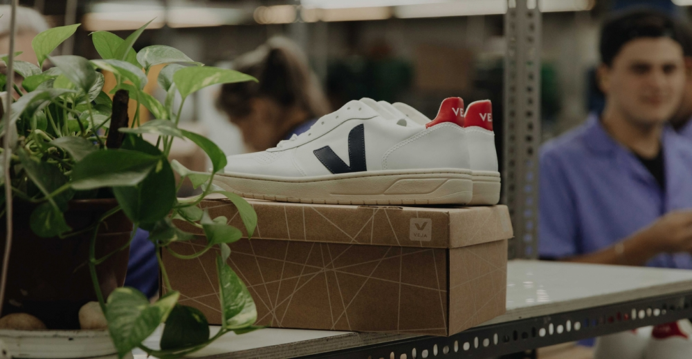 VEJA, much more than sneakers